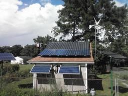 More Solar Panels