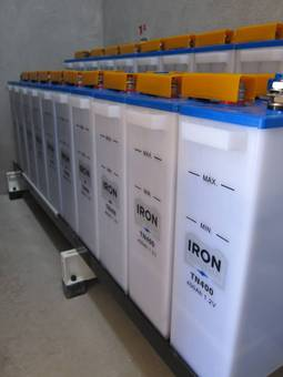 Nickel Iron Battery